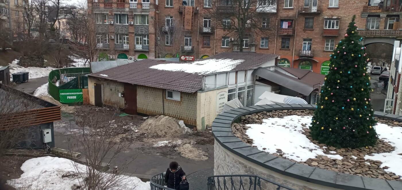 Вот так выглядит здание бывшего кафе на улице Бойчука, Фото Наши гроши