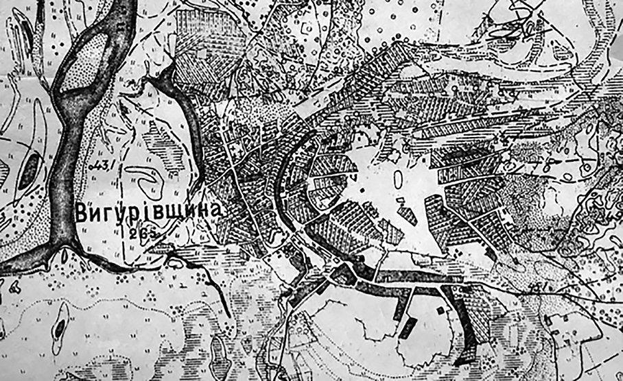 «Рай» и княжеские замки: что было раньше на месте Троещины в Киеве, - ФОТО, Фото: Википедия