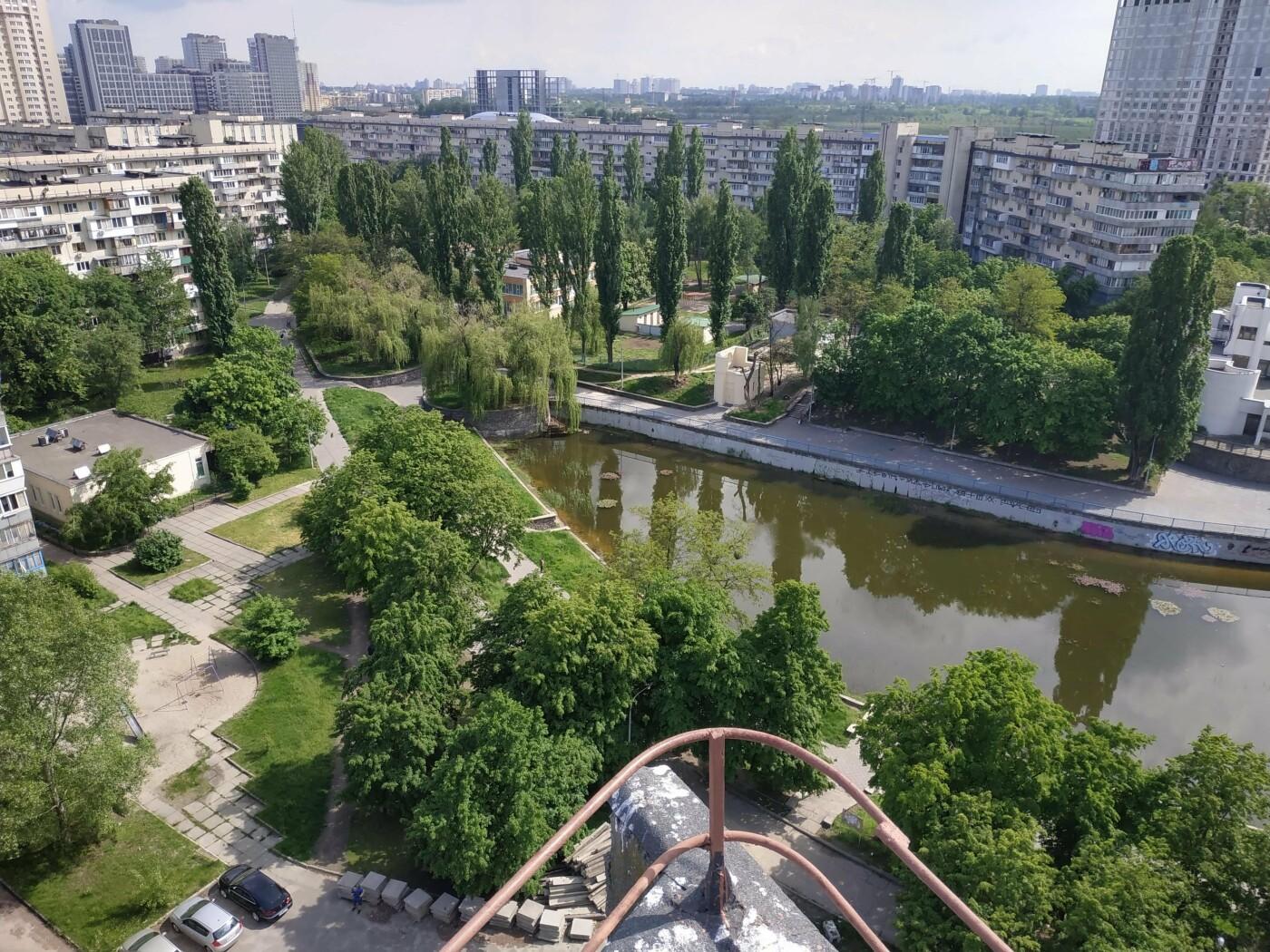 Виноградарь в Киеве: кто основал и когда строился жилой массив, - ФОТО, Фото: Anton Bilskiy