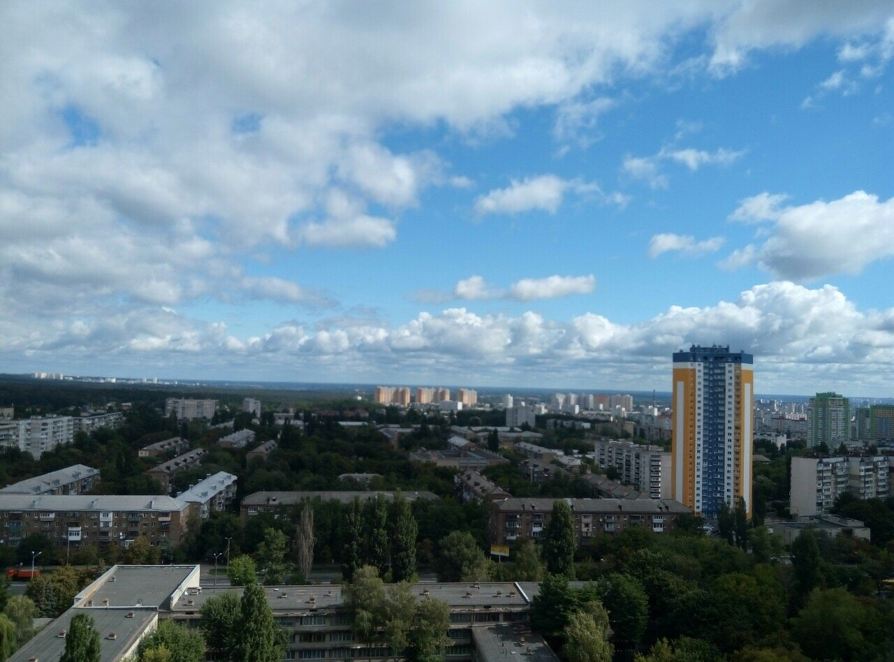 Виноградарь в Киеве: кто основал и когда строился жилой массив, - ФОТО, Фото: Светлицкого 35