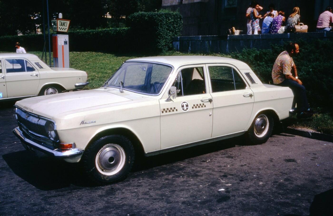«Форды» и «Волги»: как в Киеве развивалась служба такси, - ФОТО, Фото: Википедия