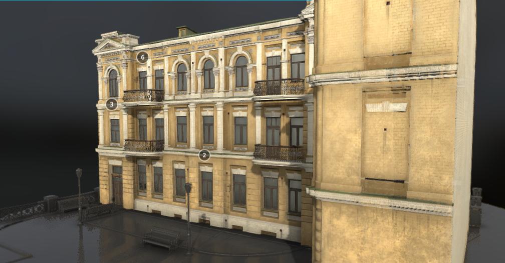 В Киеве появился 3D-музей Игоря Сикорского. Его создал инженер по добыче нефти и газа, фото-3, Фото: 3D