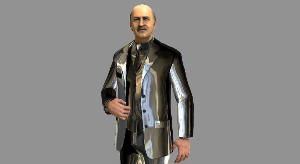 В Киеве появился 3D-музей Игоря Сикорского. Его создал инженер по добыче нефти и газа, фото-4, Фото: Игорь Сикорский, 3D
