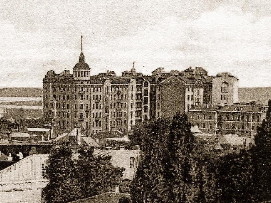ТОП-10 зданий и церквей в Киеве, уничтоженных советской властью, - ФОТО, Фото: Википедия