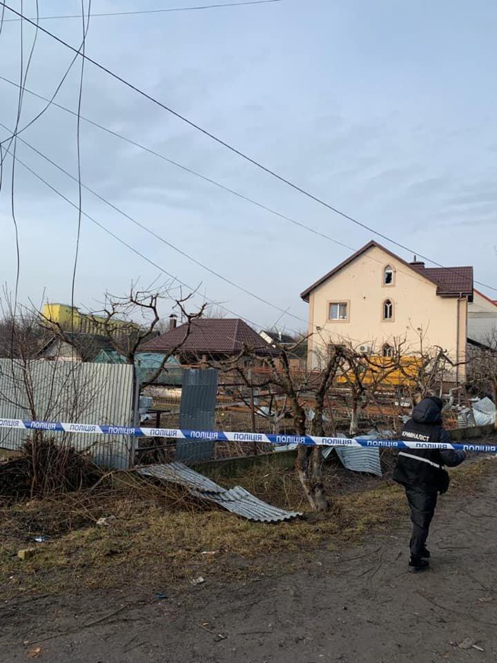 появились подробности ночного взрыва в Боярке