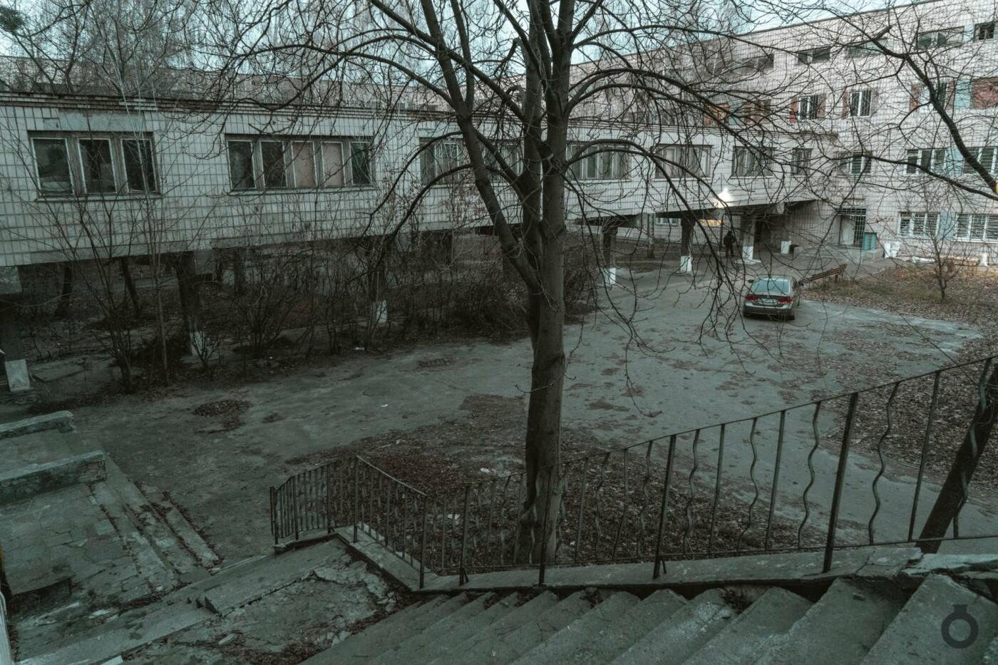 Киевская психиатрия: атмосфера лечебницы им. Павлова, - ФОТО, Фото: iod media