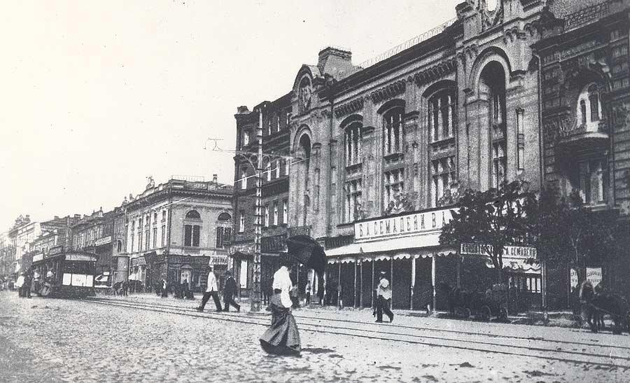 Киевский хлеб: как развивалась пекарская индустрия столицы, - ФОТО, Фото: Википедия