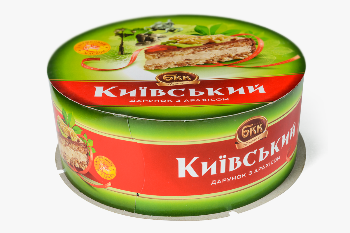 Киевский торт: когда и как появился кондитерский символ города, - ФОТО, ВИДЕО, Киевский БКК