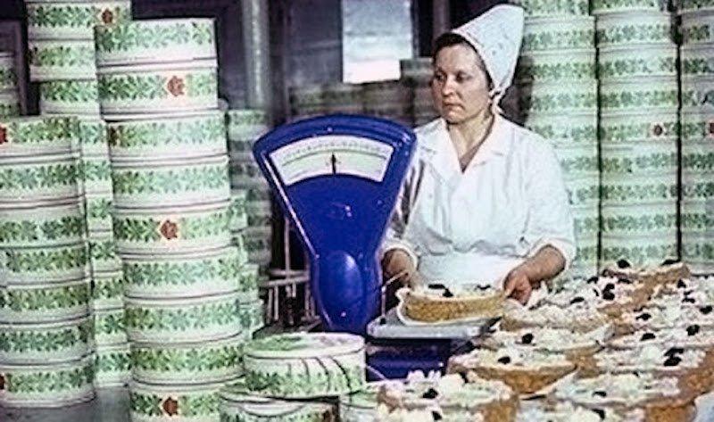 Киевский торт: когда и как появился кондитерский символ города, - ФОТО, ВИДЕО, Київ від минулого до майбутнього