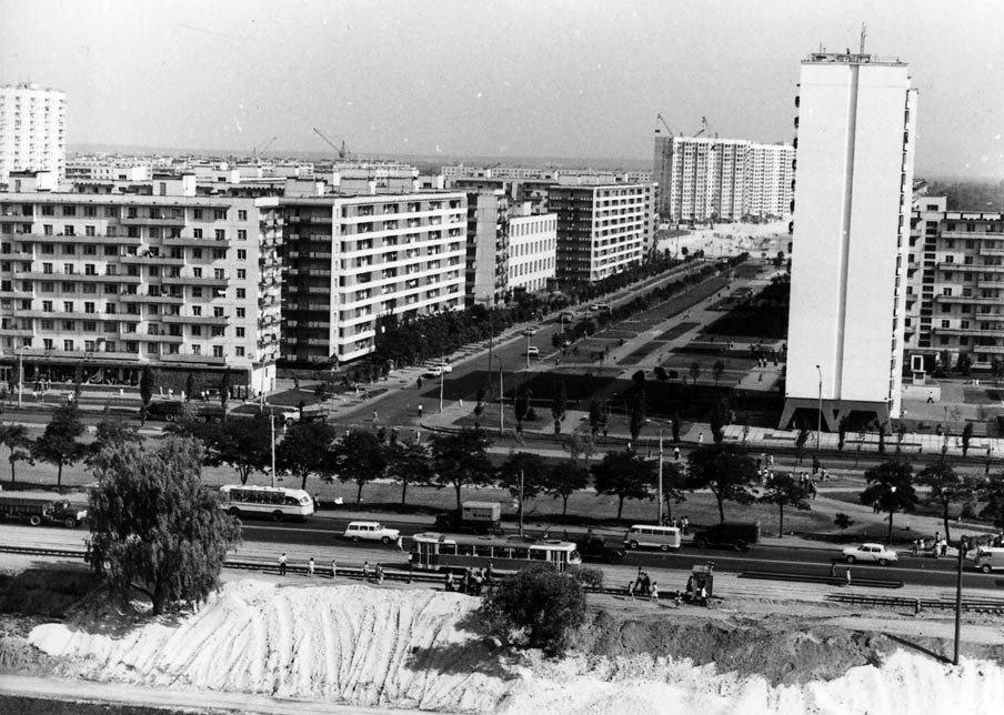 Березняки в Киеве: когда появился и как строился жилой массив, - ФОТО, ВИДЕО, Фото: Pinterest