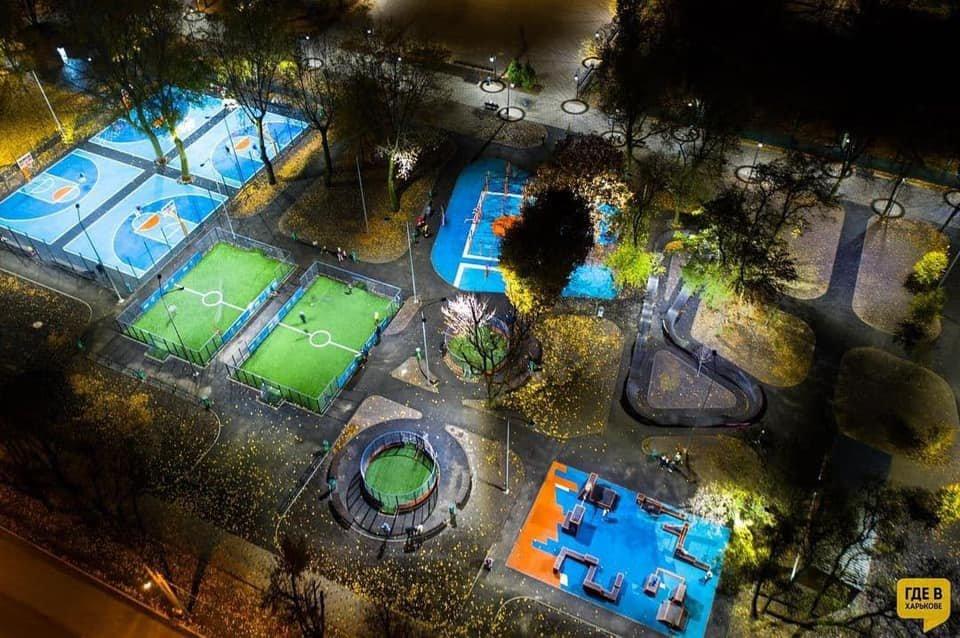 На ВДНХ построят спортивный парк