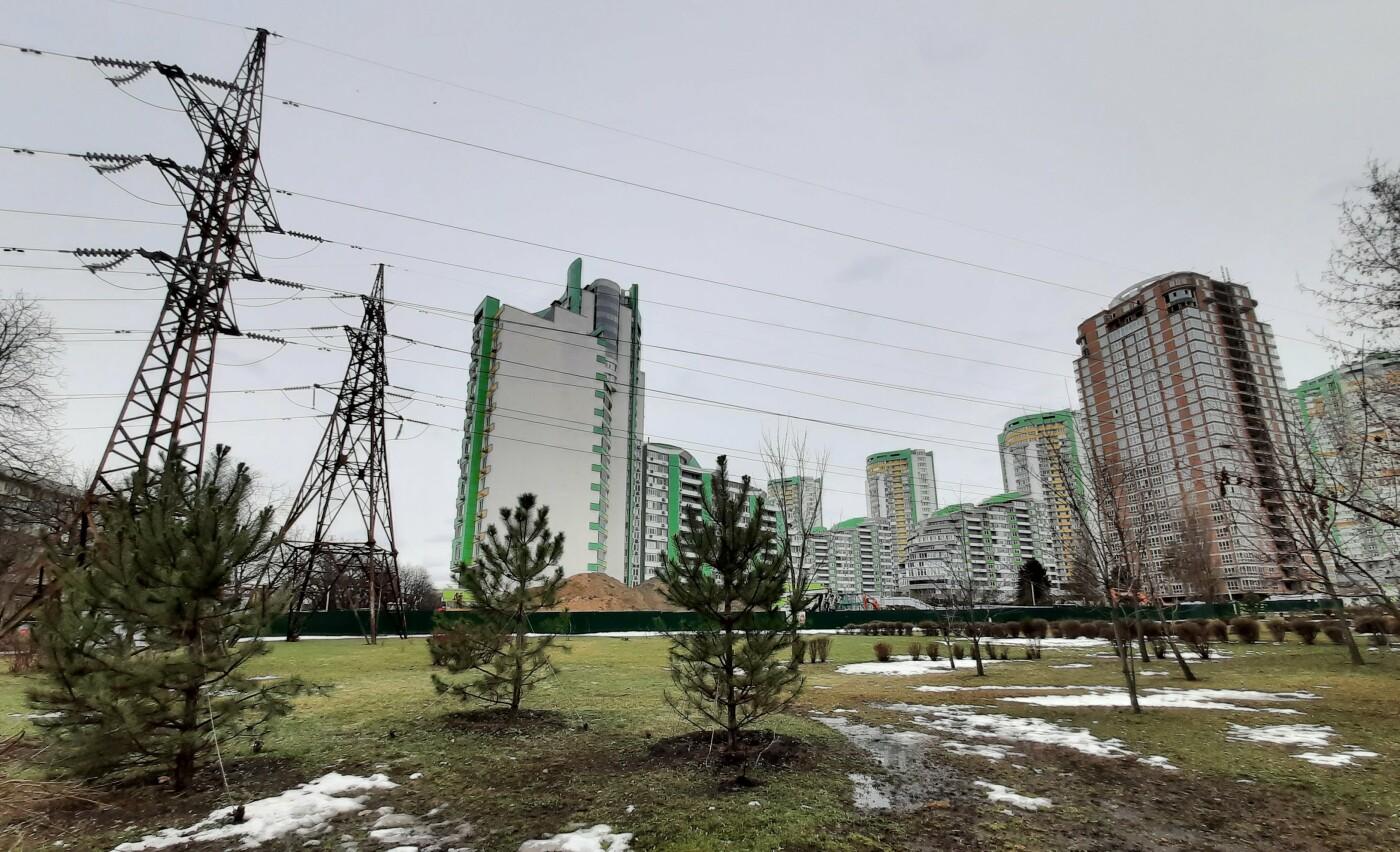 Горка Кристера в Киеве: как появился парк, где он находится и чем интересен, - ФОТО, Фото: Александр К