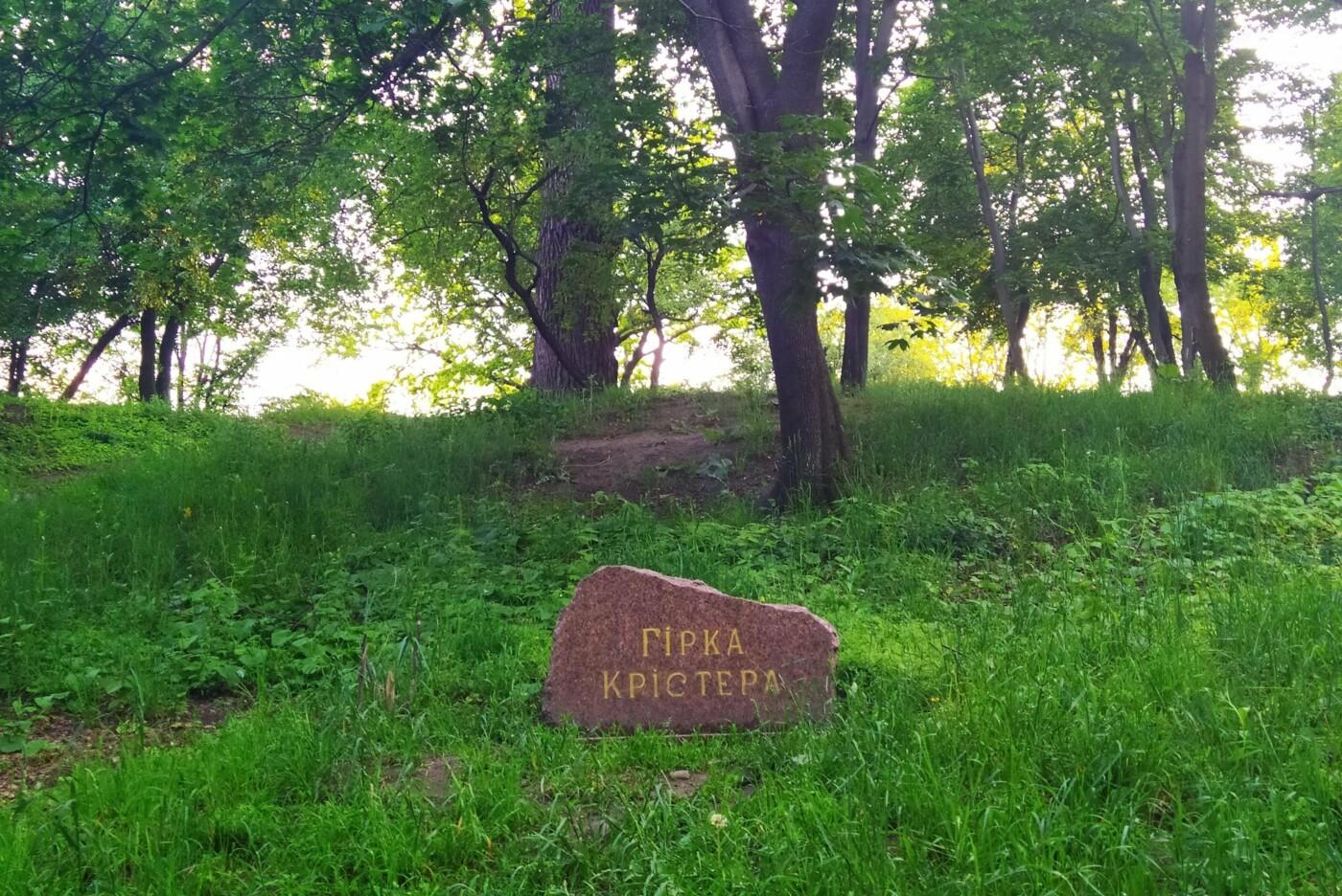 Горка Кристера в Киеве: как появился парк, где он находится и чем интересен, - ФОТО, Фото: Ann M