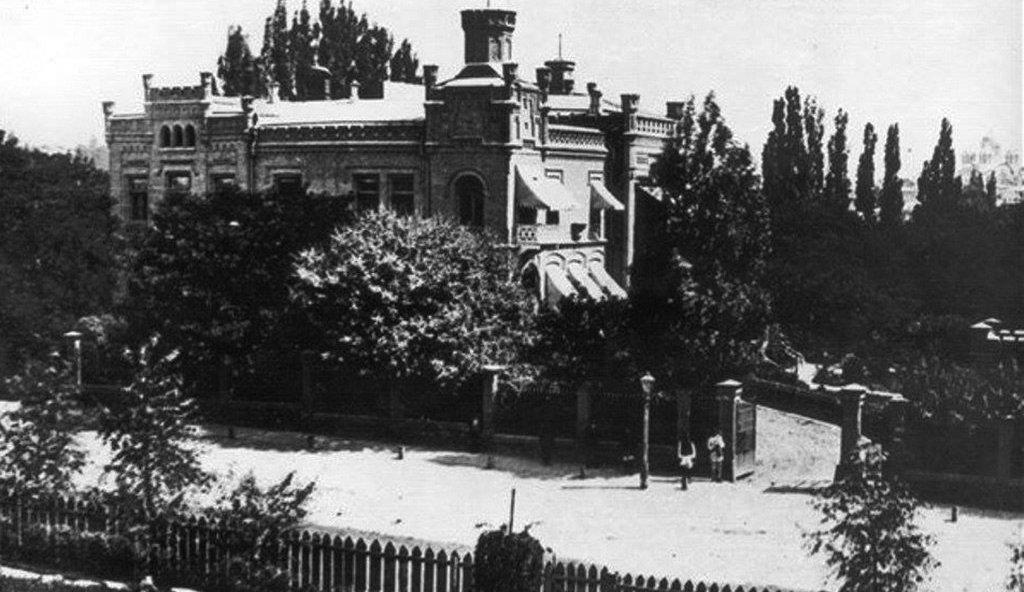 Замок барона Штейнгеля в Киеве, с которым часто путают другой замок, - ФОТО, Фото: OKTV