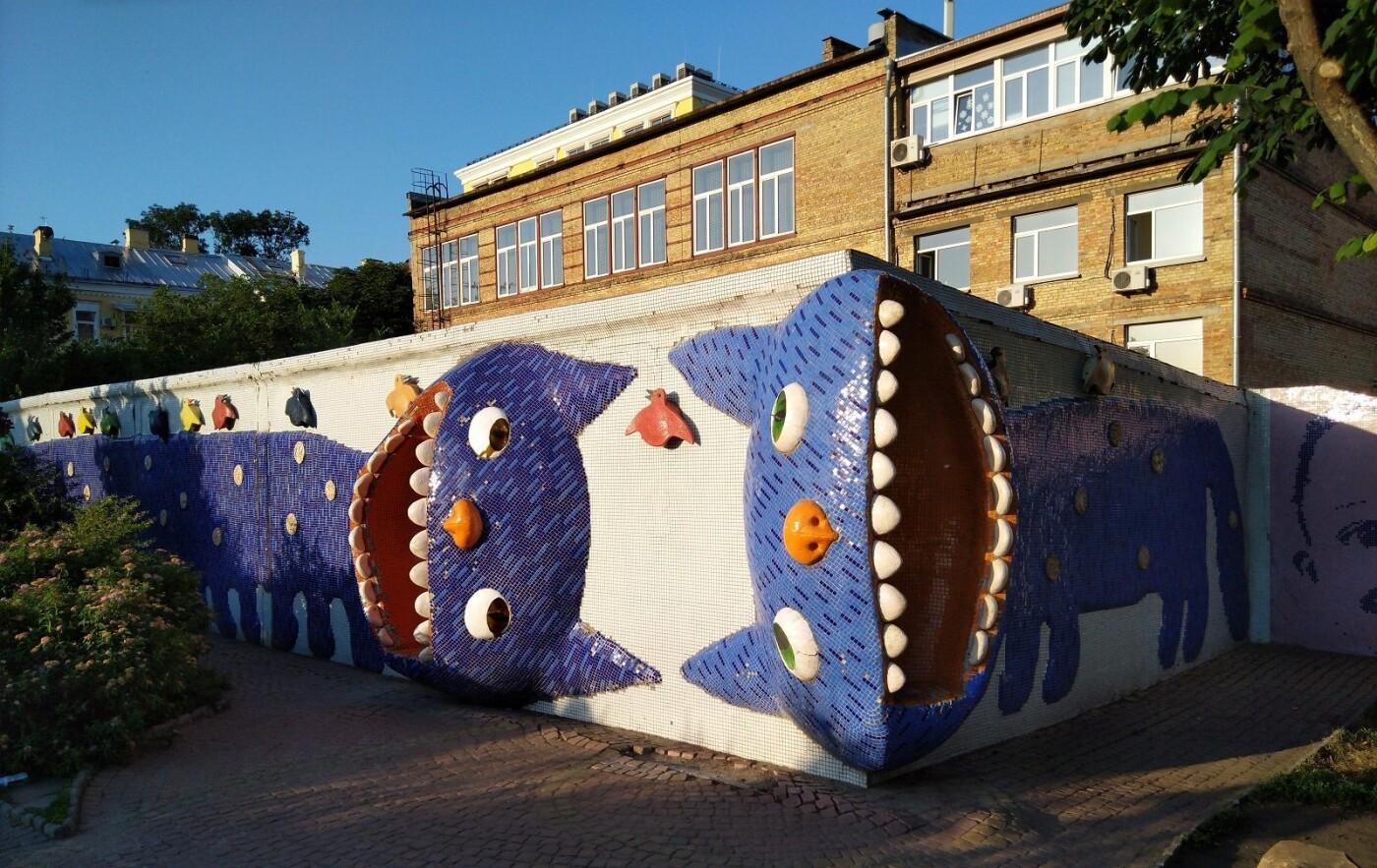 Пейзажная аллея в Киеве: чем она интересна и какой должна была стать, - ФОТО, Фото: Angel OfTruth