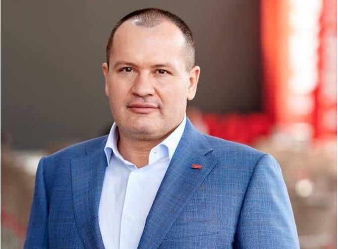 Артур Палатный, Фото: Telegram-канал Кличко