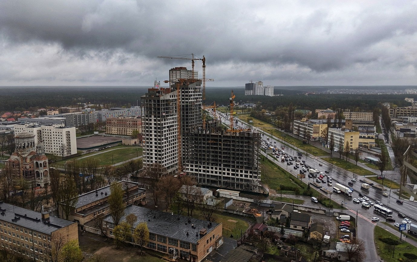 Харьковский массив: как строились и развивались микрорайоны Киева, - ФОТО, Фото: Nataliia Guieva
