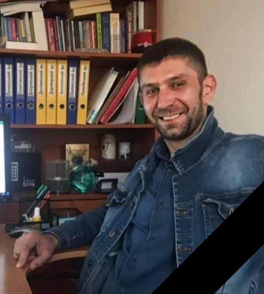 В Киеве похитили и убили общественного активиста., Фото с Facebook страницы Игоря Мосейчука