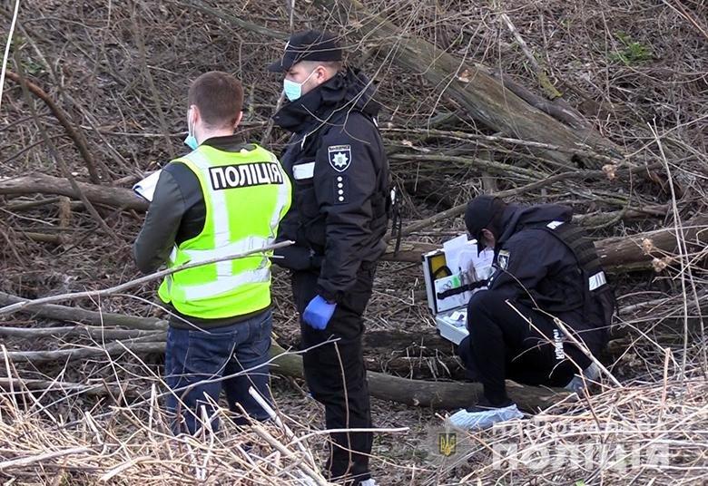 Под Киевом нашли тело участника АТО