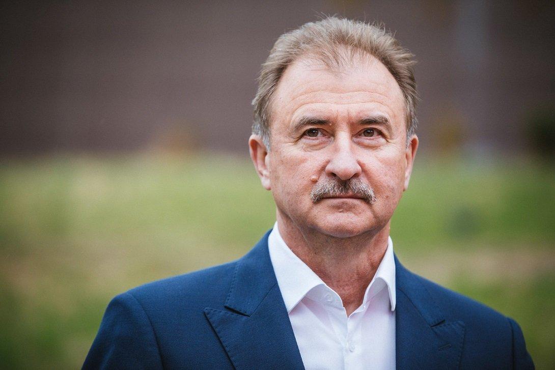 Депутат Киевсовета Александр Попов