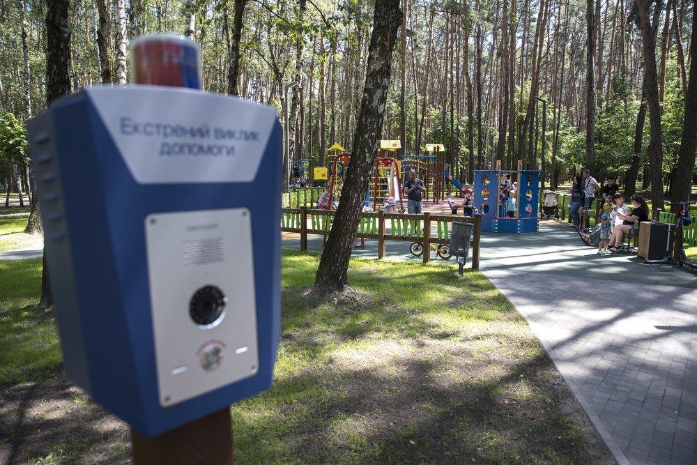 «Совки» на Борщаговке: чем интересен один из лучших парков Киева, - ФОТО, Фото: The Village, Кличко
