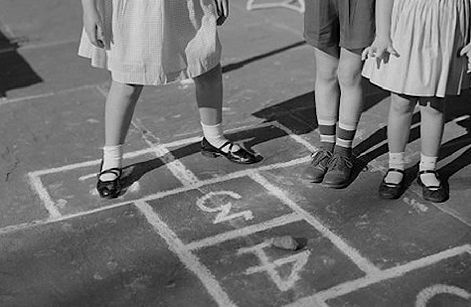 Во что играли киевские школьники разных времен, - ФОТО, Фото: travelask