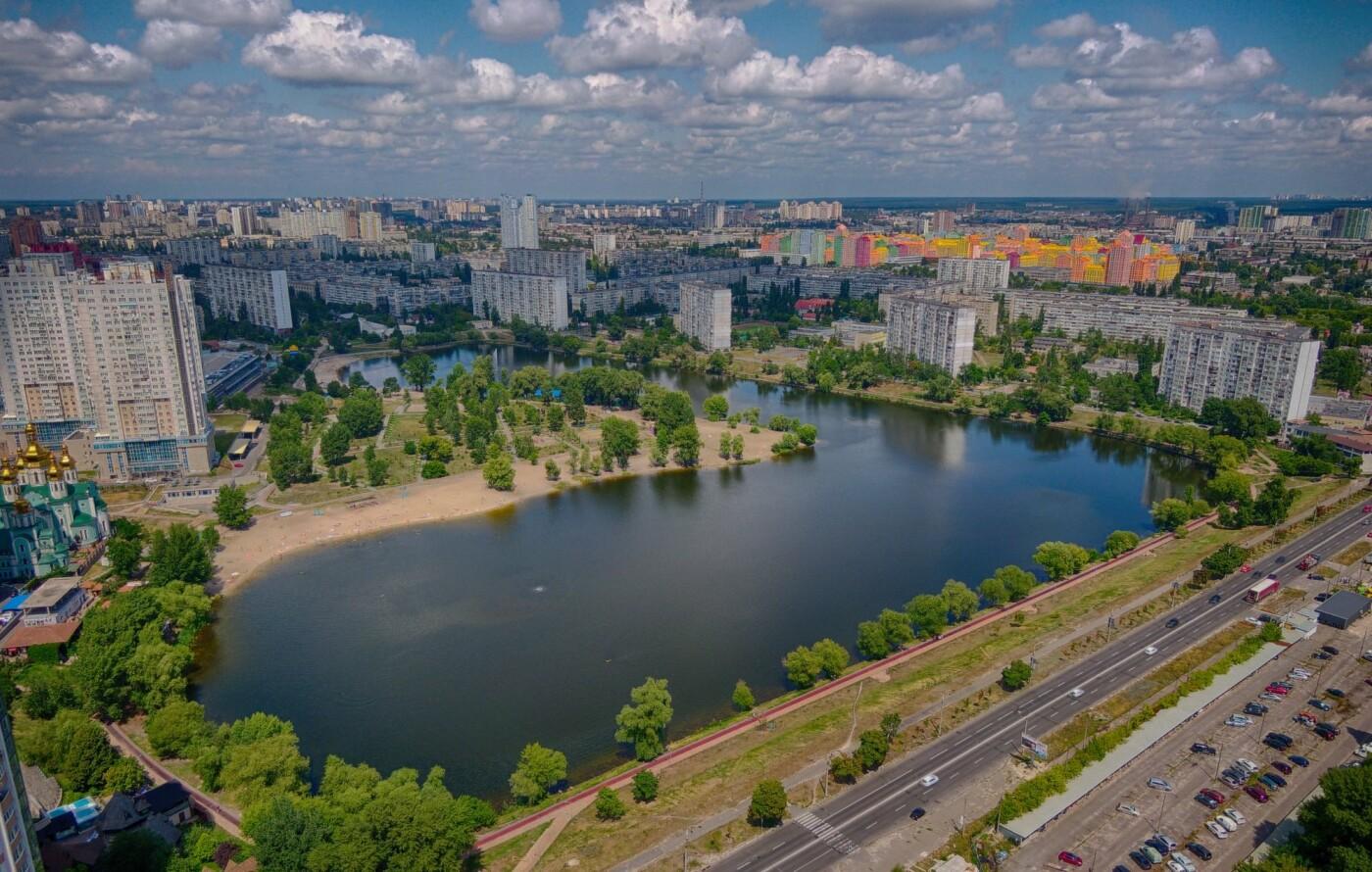 ТОП-5 озер Киева, на которых можно отдохнуть, - ФОТО, Фото: Dmytro Lizenko