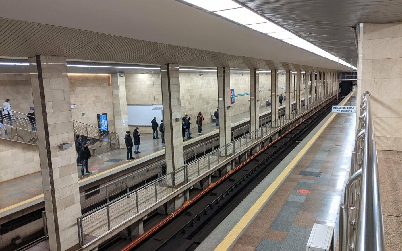 Красный хутор: как строилась и открывалась станция Киевского метро, - ФОТО, Фото: Strong Sim