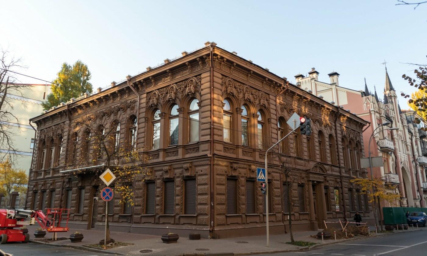 Шоколадный домик в Киеве: как он выглядит и почему так называется, - ФОТО, Фото: Shevmaxi