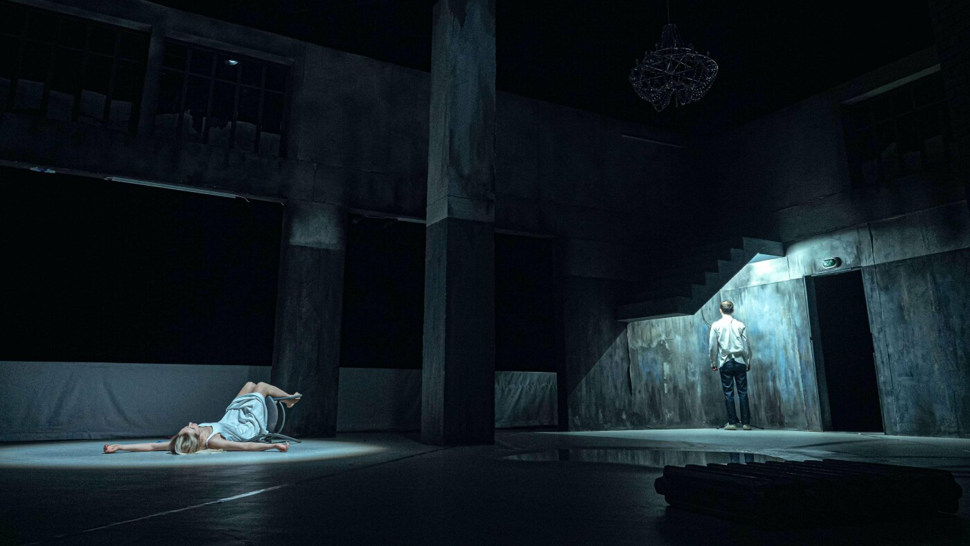 Держись своего берега: Театр драмы и комедии на левом берегу в Киеве, - ФОТО, Театр драмы и комедии на левом берегу