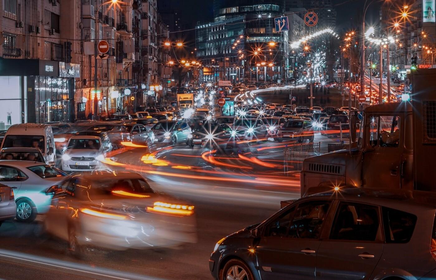 ТОП-5 способов добраться куда-то в Киеве без общественного транспорта, Фото: Eugene Chystiakov