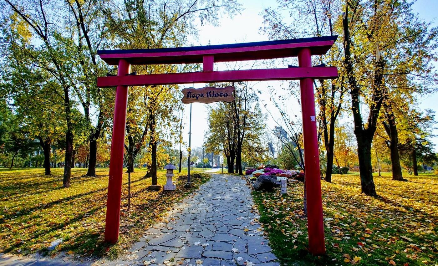 Цветущие сады японских сакур: парк «Киото» в Киеве и его уникальность, - ФОТО, Фото: Андрей Дуплык