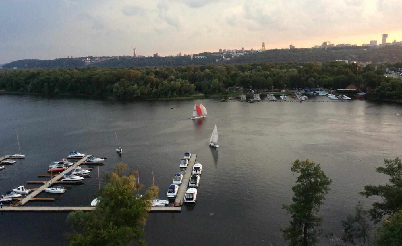 Катера и крики чаек: ТОП-3 яхт-клуба Киева, - ФОТО, Фото: Qub Events