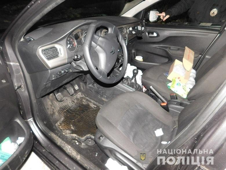 В разных районах Киева задержали наркокурьеров. Один из них — таксист, - ФОТО, Фото: Национальная полиция