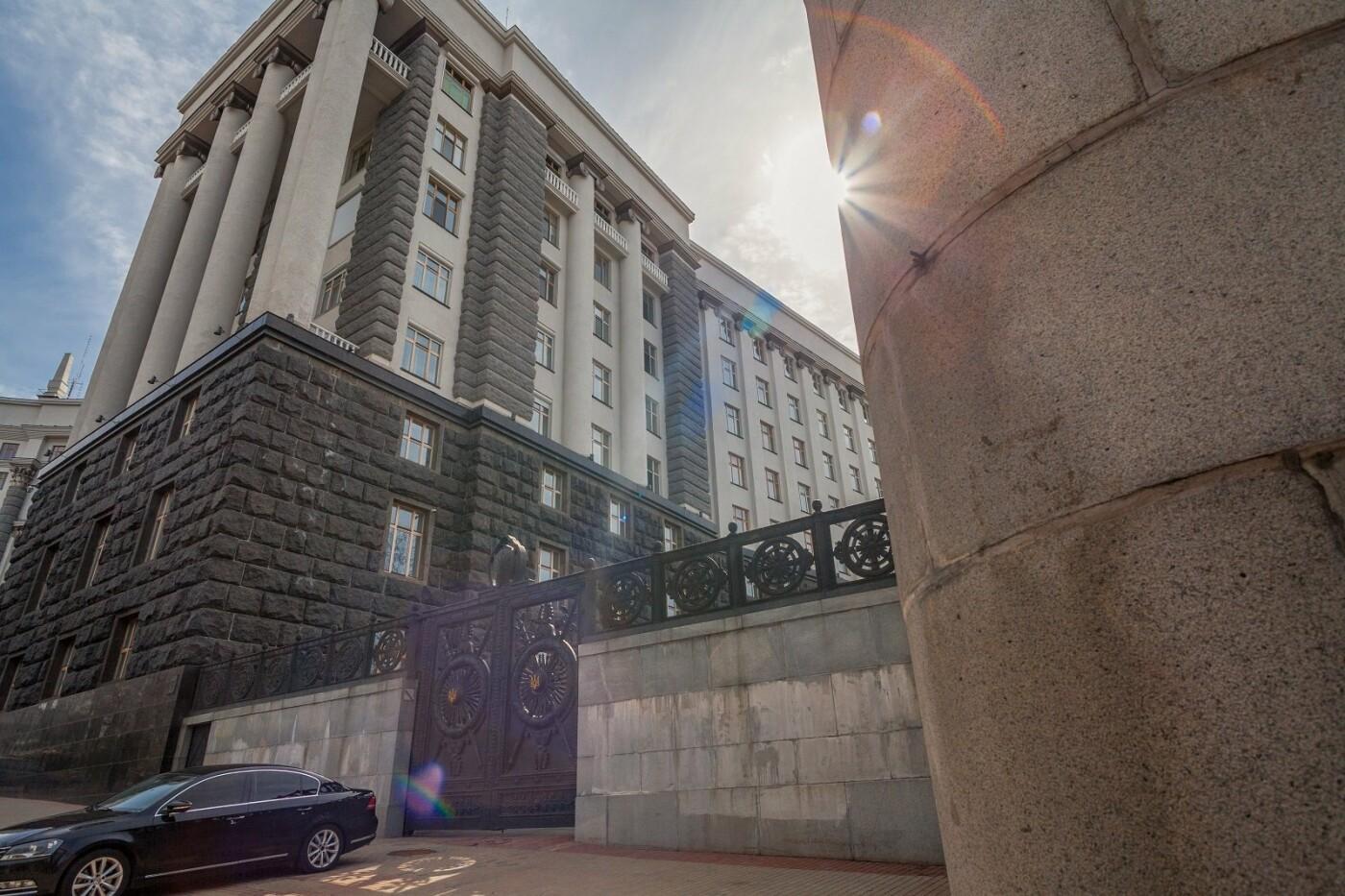 Монументализм и НКВД: здание Кабинета Министров Украины в Киеве и его уникальность, - ФОТО, Фото: TOMEKTHEBEST