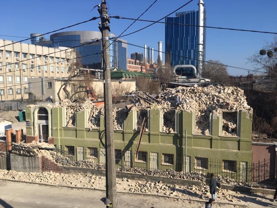 Доходный дом Уткина в Киеве: каким был снесенный памятник архитектуры, - ФОТО, Фото: Прокуратура