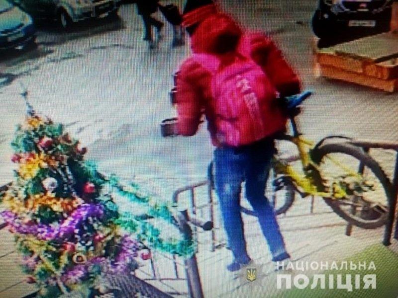 Кража велосипедов, Фото: Национальная полиция