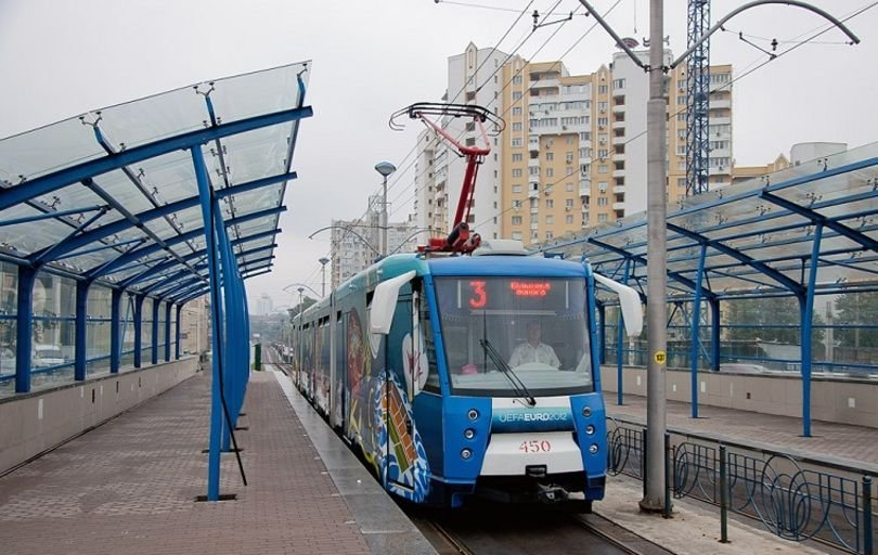 """Станция """"Индустриальная"""", Фото: Наш Киев"""