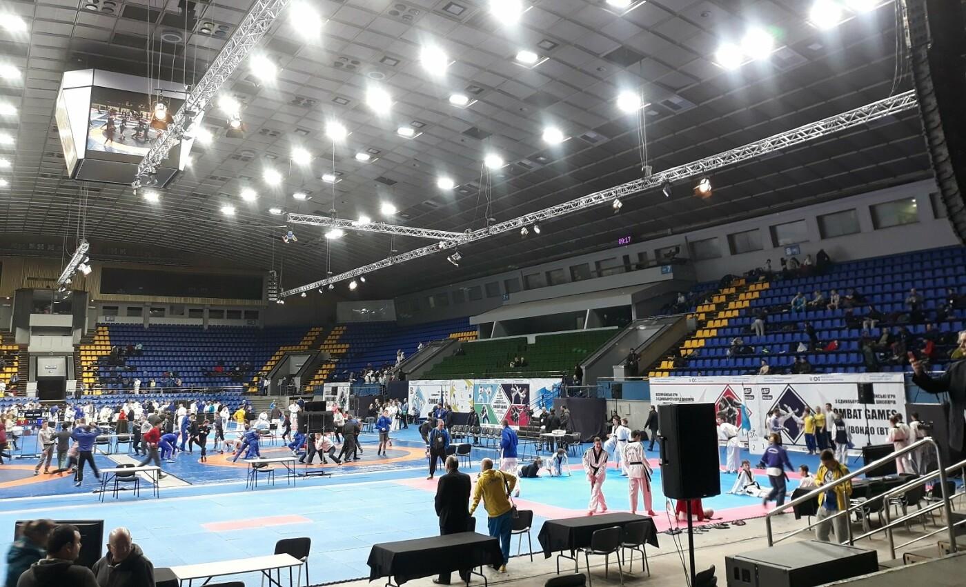 Арена Киевского дворца спорта, Фото: Andrii Shvydniuk