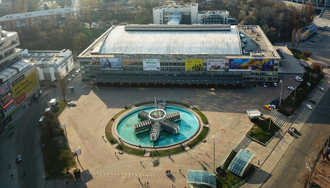 Киевский дворец спорта, Фото: Дворец спорта