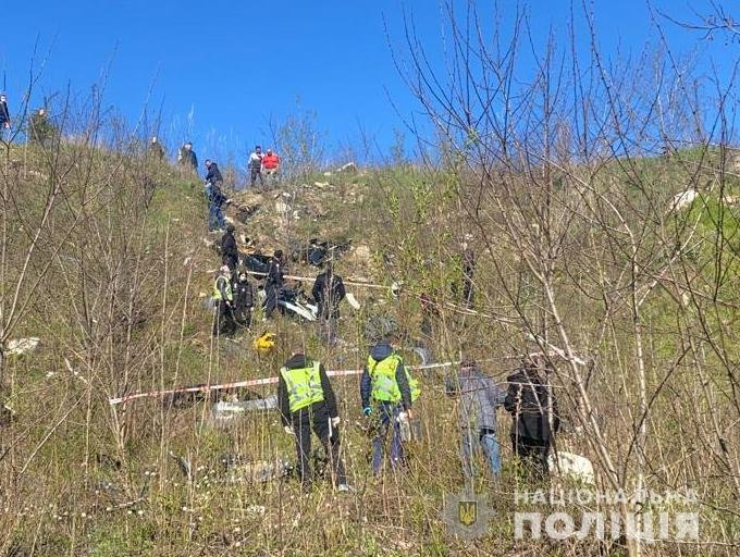 в Киеве нашли расчлененный труп., Фото полиции.