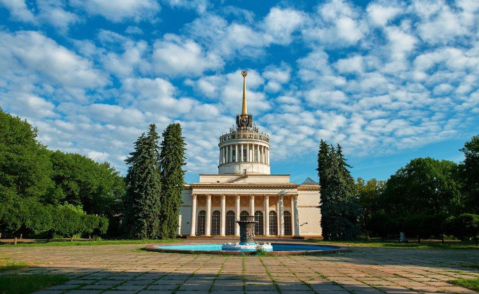 Экспоцентр Украины, Фото: ВДНГ