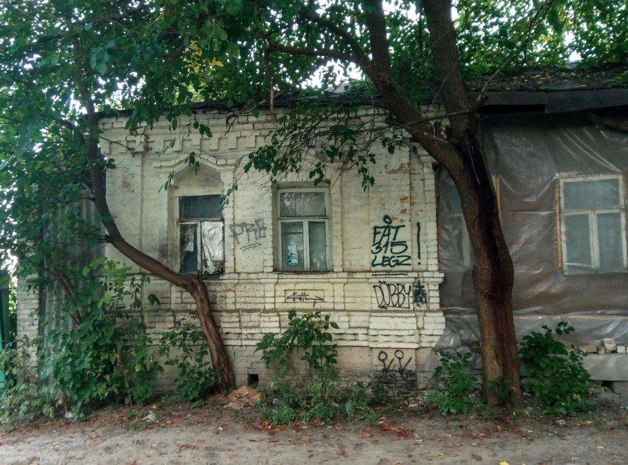 Дома на Татарке в Киеве, Фото: argritura livejournal