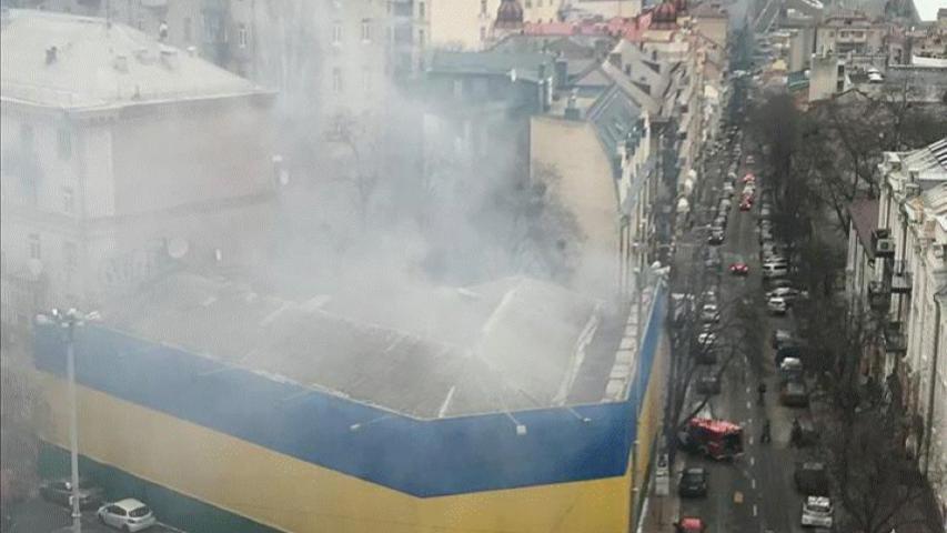 Дом УНР на Софиевской, Фото Киевская рада. Прикреплено к петиции