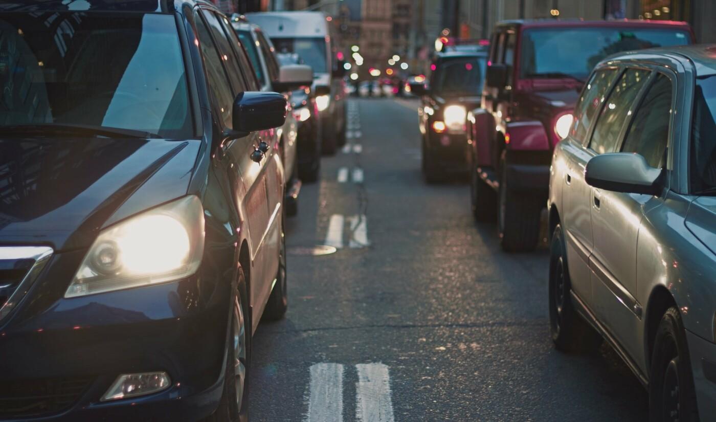 Пробки Киев онлайн: текущая ситуация с движением в городе, - КАРТА, Фото: Nabeel Syed