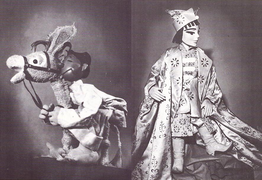 Сказочный замок: интересное о Киевском академическом театре кукол, - ФОТО, Фото: Киевский кукольный театр
