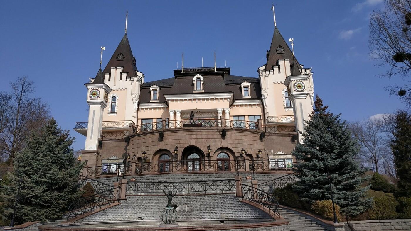 Сказочный замок: интересное о Киевском академическом театре кукол, - ФОТО, Фото: Eugene Dubodil