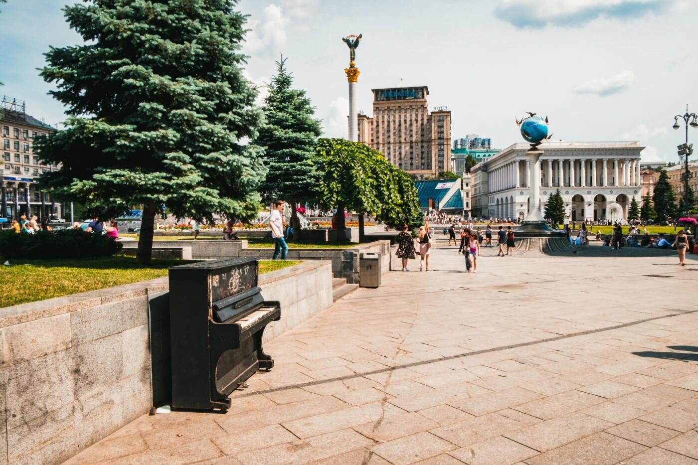 Современный Киев, Фото: Silver Ringvee