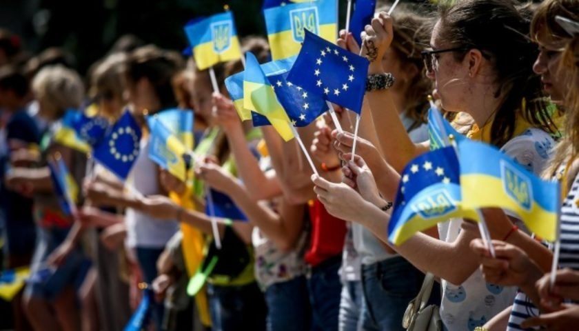 В Киеве 15 и 16 мая будут праздновать день Европы