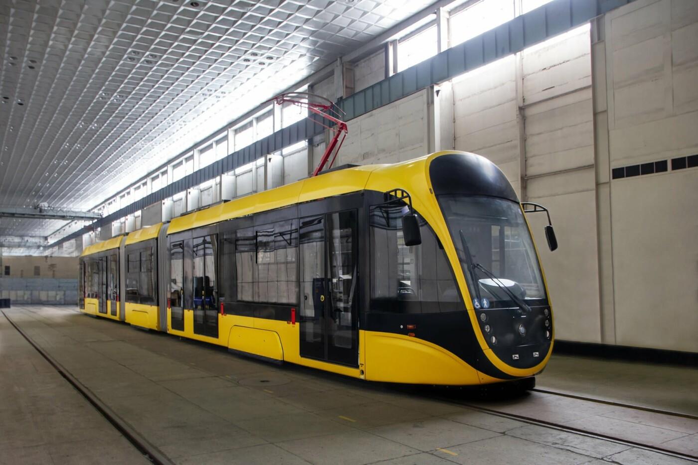 Киев закупит современные трамваи украинского производства, - ФОТО, Фото: Татра-Юг